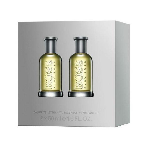 Hugo Boss Bottled 2 x Edt 50ml Spray Set
