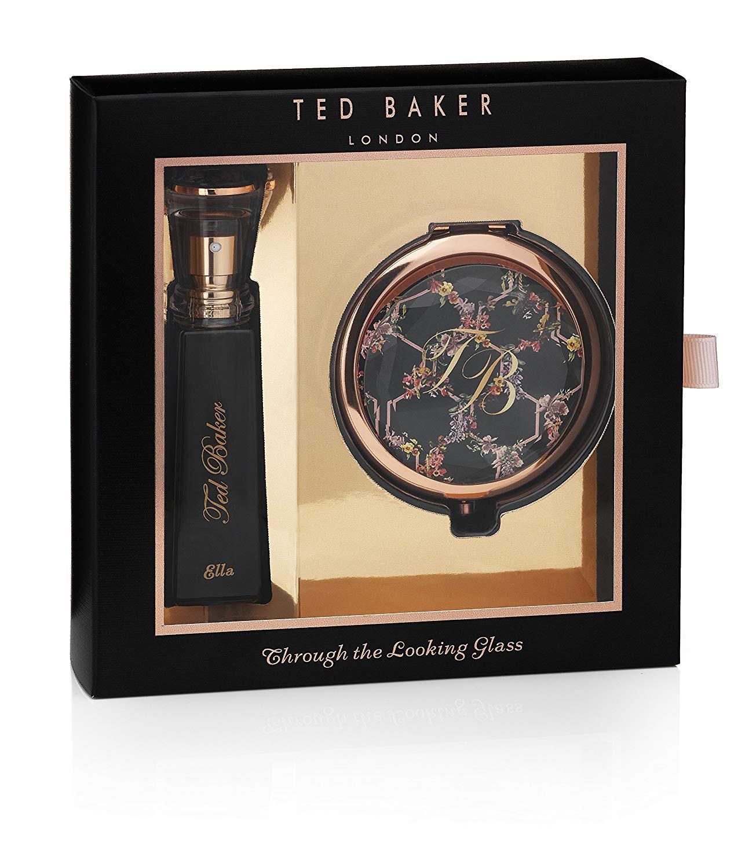 Ted Baker Ella Edt 10ml and Mirror Fragrance Women Set
