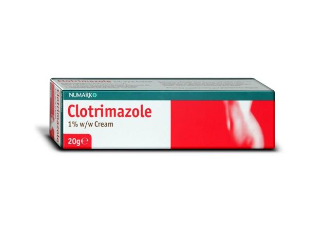 Clotrimazole Cream 20g