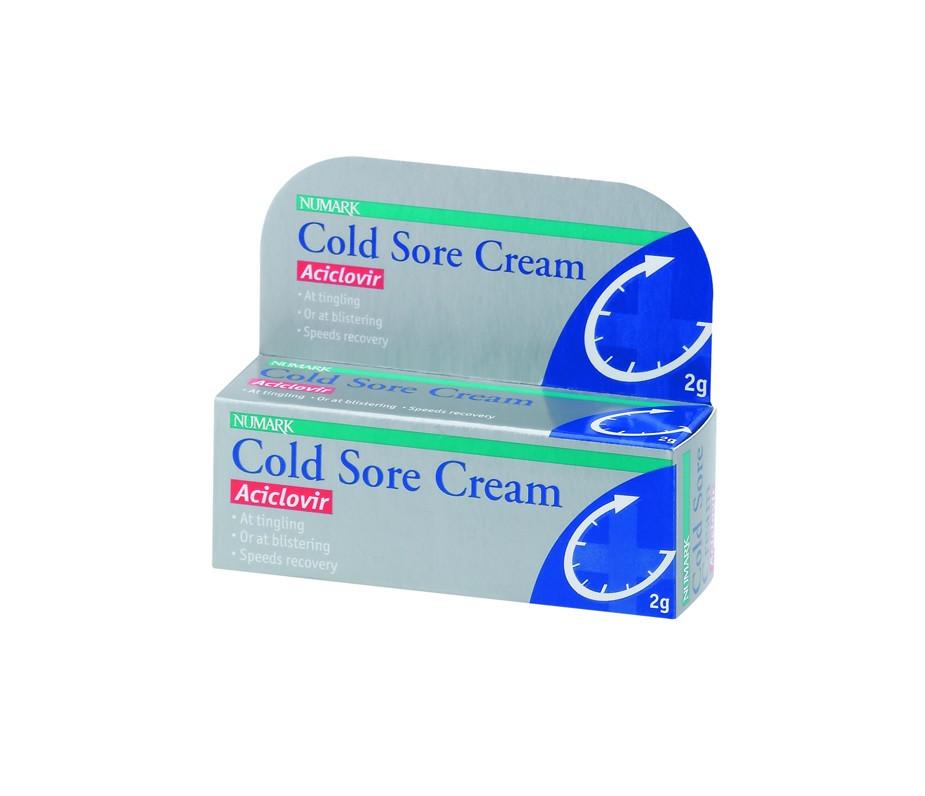Aciclovir Cold Sore Cream