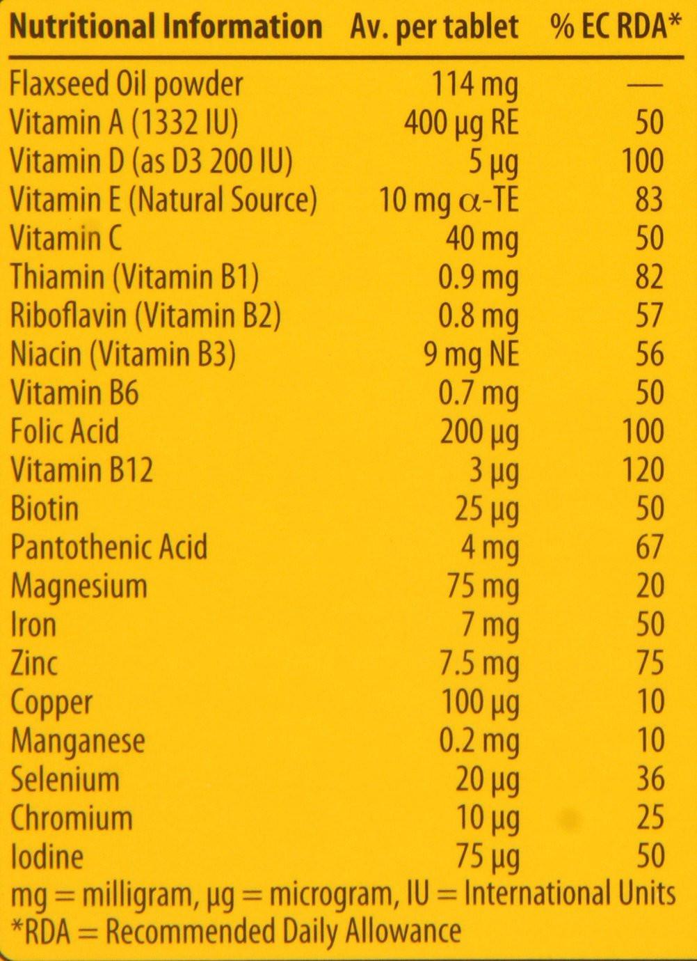 Vitabiotics WellKid Smart Chewable Tablets