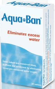 Aquaban Tablets - 30 Tablets