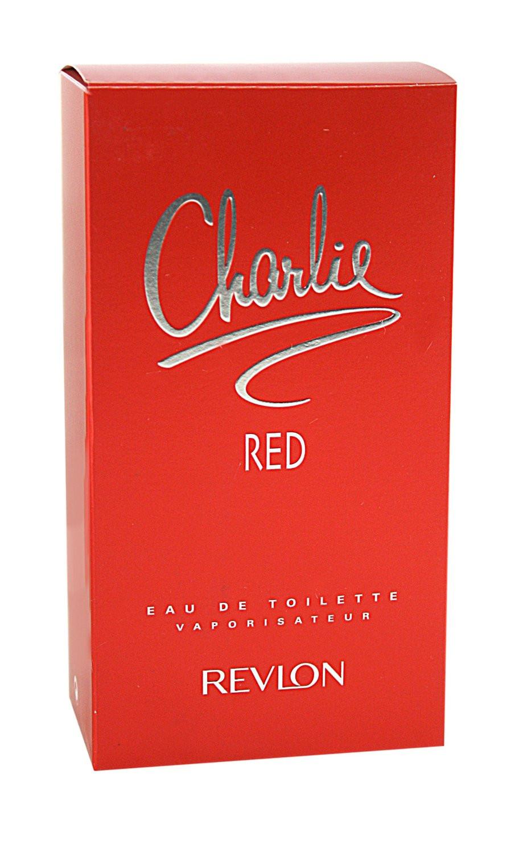 Revlon Charlie Red Edt 100ml Spray for Women