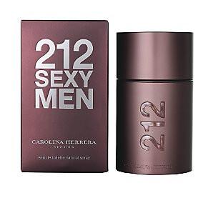Carolina Herrera 212 Sexy Men Edt 50ml Spray