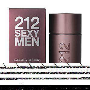 Carolina Herrera 212 Sexy Men Edt 100ml Spray