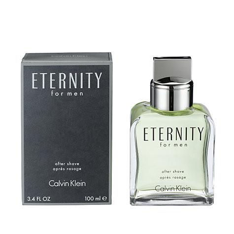 Calvin Klein Eternity For Men Aftershave 100ml Splash