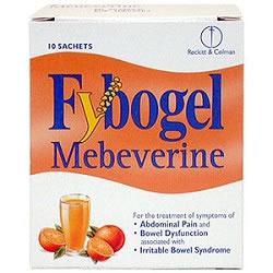 Fybogel Mebeverine Sachets
