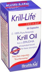 HealthAid Krill Oil Capsules