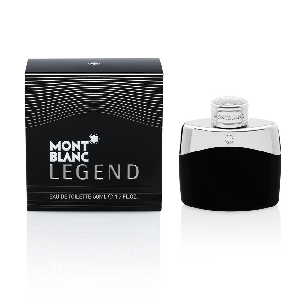 Mont Blanc Legend For Men Edt 50ml Spray