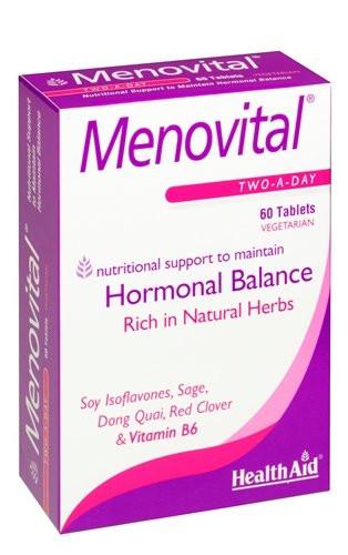 HealthAid Menovital Tablets