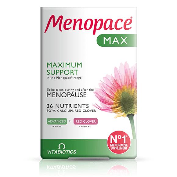 Vitabiotics Menopace Max Maximum Support for Menopause