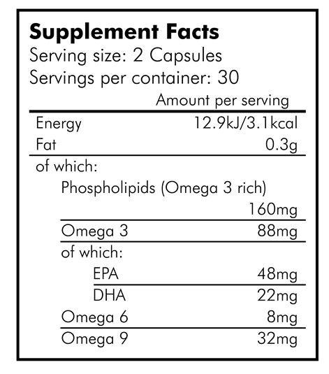 Cleanmarine Omega 3 Krill Oil Capsules for Kids