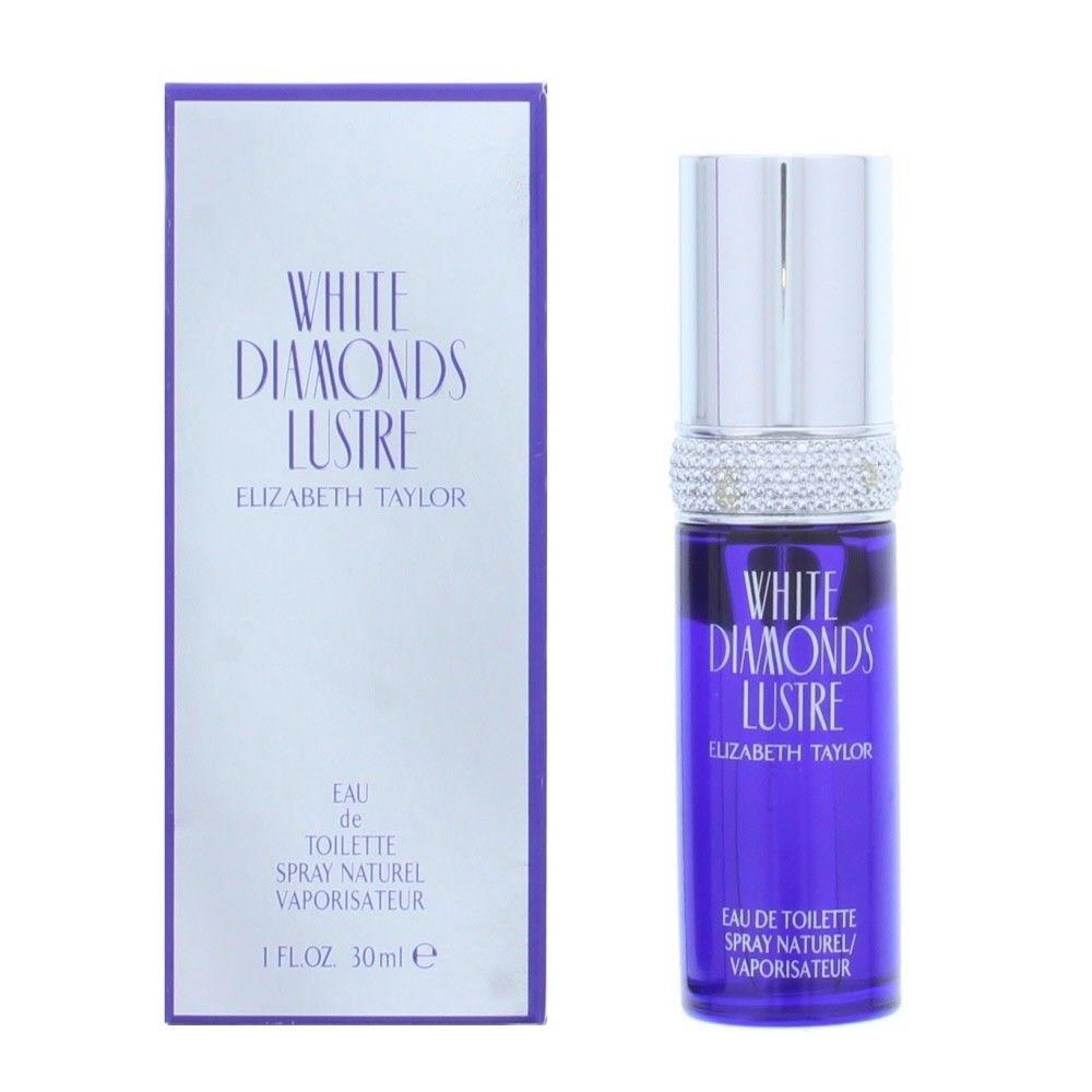 Elizabeth Taylor White Diamonds Lustre Edt 30ml Spray