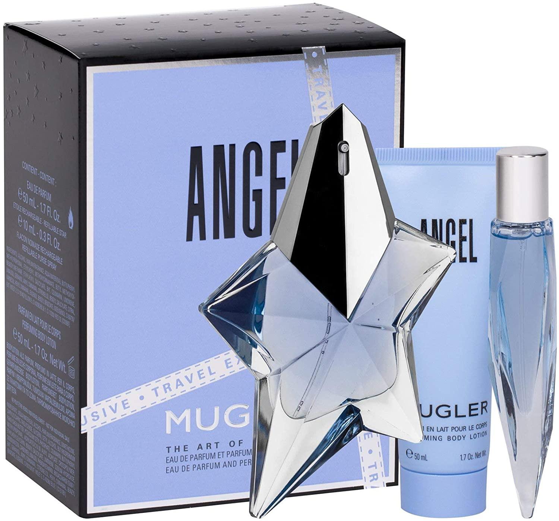 Thierry Mugler Angel Edp 50ml Spray Gift Set