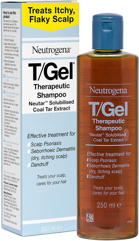 Neutrogena T Gel Therapeutic Shampoo 250ml