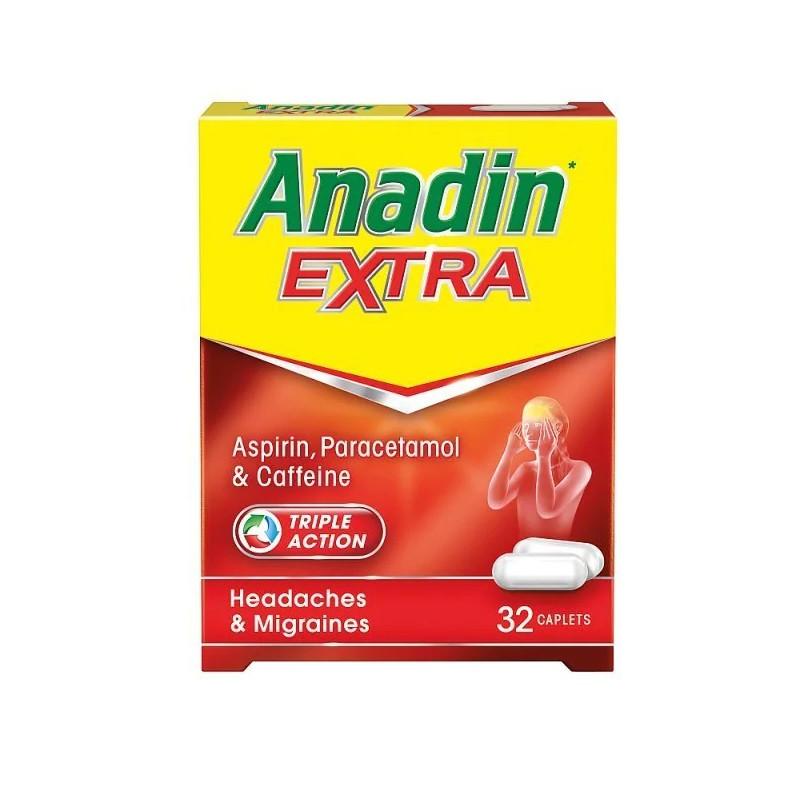 Anadin Extra Tablets - 32 Tablets