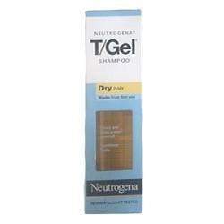 T Gel Shampoo Anti Dandruff - Dry Hair
