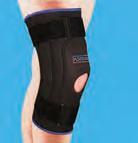 Neoprene Hinged Knee Support and Brace