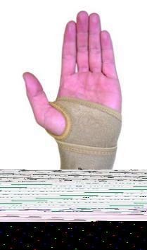 Wrist Airprene Support