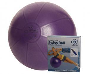 Studio Pro 500Kg Swiss Ball and Pump - 75cm