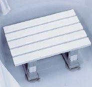 Slatted Bath Seat - 12 inch