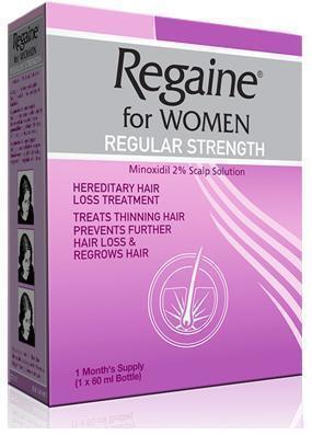 Regaine for Women Regular Strength Spray 60ml