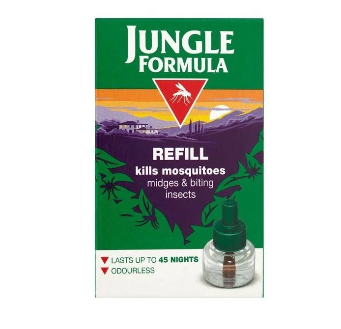 Jungle Formula Plug In Refill 35ml