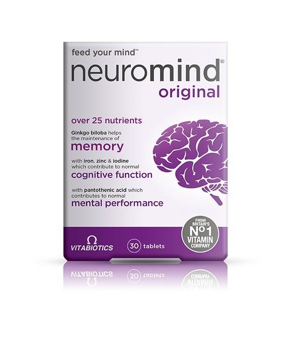 Vitabiotics Neuromind 30 Tablets