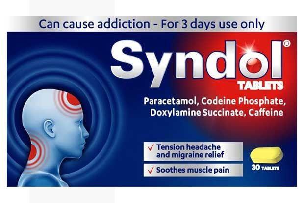 Syndol Headache Tablets - 30 Tablets