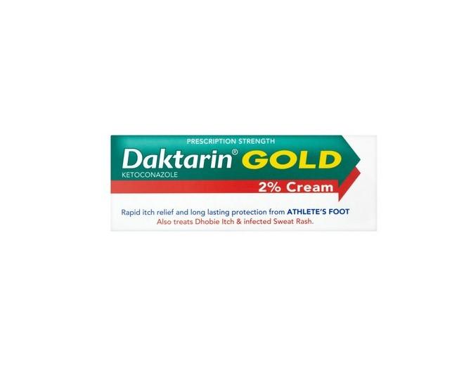 Daktarin Gold Cream - 15g