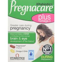Vitabiotics Pregnacare Plus Omega-3 Dual Pack