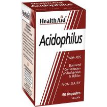 HealthAid Acidophilus Capsules