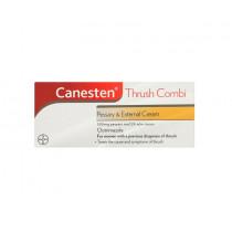 Canesten Thrush Combi Pessary and External Cream 10g