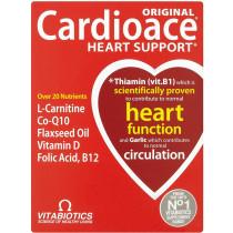 Vitabiotics Cardioace Capsules - 30 Capsules