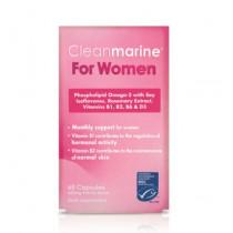 Cleanmarine Menopause Capsules for Women