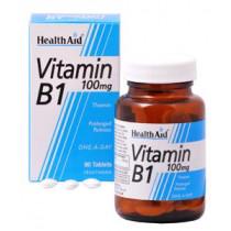 HealthAid Vitamin B1 100mg 90 Tablets