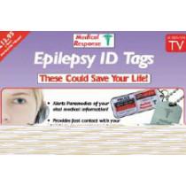 Epilepsy ID Tags