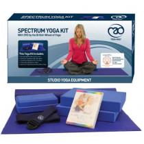 Yoga Mad Spectrum Yoga Kit and DVD