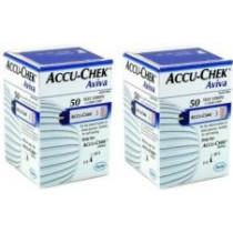 Accu-Check Aviva Test Strips Twin Pack