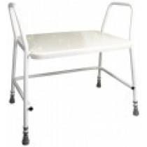 Bariatric shower stool