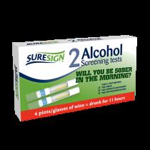 SureSign Alcohol Screening Tests