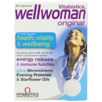 Vitabiotics Wellwoman Original Capsules