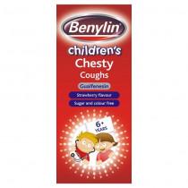 Benylin Childrens Chesty Coughs 125ml