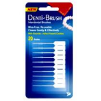 Denti Brush Wire Free Interdental Brushes