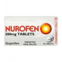 Nurofen 200mg Tablets - 96 Tablets