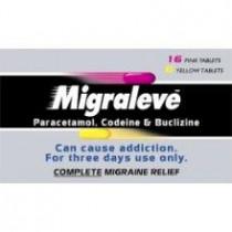 Migraleve Duo Complete Migraine Relief - 16 Pink and 8 Yellow
