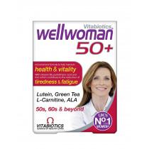Vitabiotics Wellwoman 50 Plus Tablets