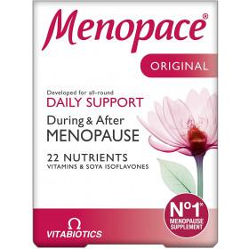 Vitabiotics Menopace Original Tablets - 90 Tablets