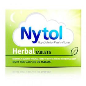 Nytol Herbal 30 Tablets - Night Time Sleep Aid