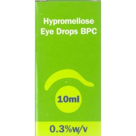 Hypromellose  Eye Drops - 10ml
